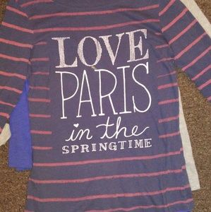3 Old Navy Tops ALL SIZE LARGES